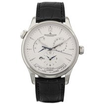 Jaeger-LeCoultre Master Geographic Stainless Steel 39mm