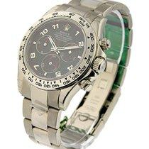 Rolex Unworn 116509 White Gold Daytona on Bracelet 116509 -...