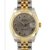 Rolex Datejust 31mm 178243 Steel, Yellow Gold