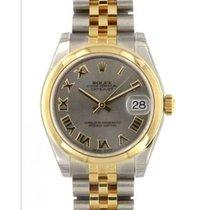 Rolex Datejust 31 178243 Steel, Yellow Gold, 31mm