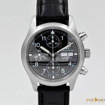 IWC Flieger Pilot Chronograph IW370603 w/Warranty