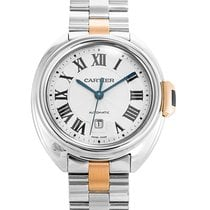 Cartier Watch Cle De Cartier W2CL0004