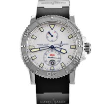 Ulysse Nardin Maxi Marine Diver 42.7mm Watch 263-33-3