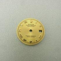 Rolex Datejust Lady Gold 26 Mm Zifferblatt Golden Roman Dial...