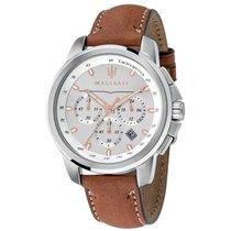 Maserati Herrenuhr Successo Chronograph R8871621005