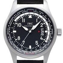 IWC FLIEGERUHR WORLDTIMER