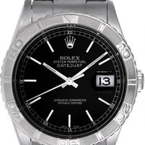 Rolex Turnograph Men's Steel Watch 16264 with Thunderbird...
