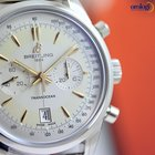 Breitling Men's Transocean Chronograph Edition 43mm Steel...