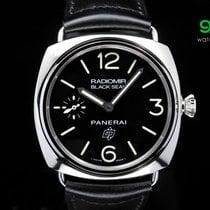 Panerai Pam 380 Radiomir Black Seal Op Logo 45mm