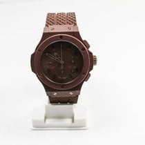 "Hublot Big Bang ""Chocolate"" brown"
