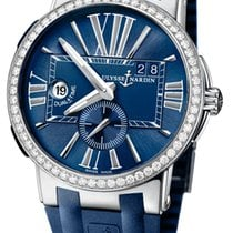 Ulysse Nardin Executive Dual Time 43mm 243-00b-3/43