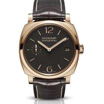 Panerai Radiomir 1940 3 Days Rose Gold Watch