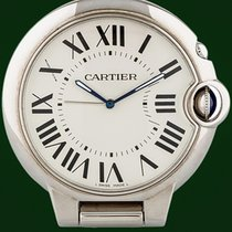 Cartier Ballon Bleu 56mm Travel  Clock Alarm