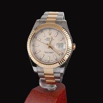 Ρολεξ (Rolex) Oyster Perpetual Datejust II Steel and Gold Men...