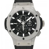 Hublot Aero Bang 311.sx.1170.gr Steel, Rubber, 44mm
