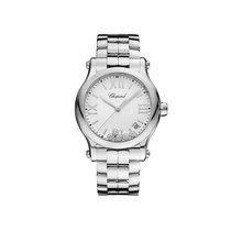 Chopard Happy Sport Quartz Date Ladies watch 2785823001