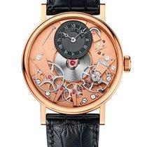 Breguet Brequet Tradition 7027 18K Rose Gold Men's Watch