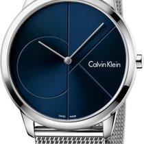 ck Calvin Klein Minimal K3M2112N Herrenarmbanduhr Klassisch...