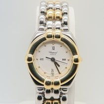 Chopard Gstaad 18k Gold Steel