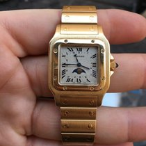 Cartier Santos 18kt solid gold