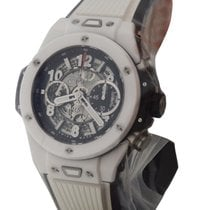 Hublot 411.HX.1170.RX Big Bang Unico in White Ceramic - On...