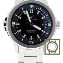 IWC Aquatimer Automatic 42mm black