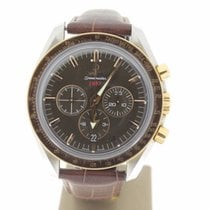 Omega Speedmaster Broad Arrow ChocoDial (BOX2009) 42mm MINT