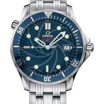 Omega Seamaster James Bond 007 Steel Blue 2226.80