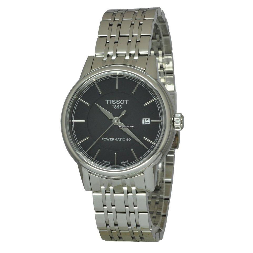 Tissot T-classic T0854071105100 Watch eladó 131 595 Ft Trusted Seller  státuszú eladótól a Chrono24-en e56aa79a3b