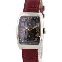 Dubey & Schaldenbrand Aerodyn Duo GMT Stainless Steel Watch
