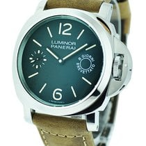 Panerai PAM00590 PAM 590 - Luminor Marina 8 Days Acciaio...