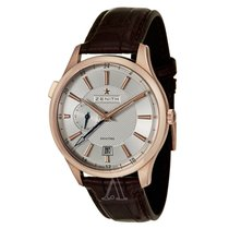 Zenith Men's Captain Dual Time Watch