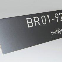 Bell & Ross Booklet / Beschreibung für Modell BR01-92