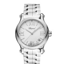 Chopard Ladies 278582-3001 Happy Sport Watch