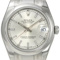 Rolex Datejust 31 Ref. 178240 Silber Index