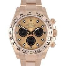Ρολεξ (Rolex) Cosmograph Daytona 116505 Champagne Index Black...