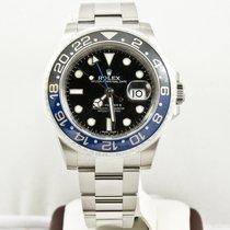 Ρολεξ (Rolex) Rolex 40mm GMT MASTER II Watch 116710BLNR &...