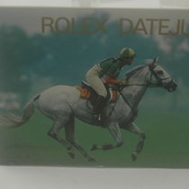 Rolex Booklet Manual Rolex Datejust