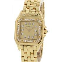 Cartier Panthere 18K Yellow Gold & Diamonds 8057915