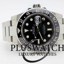 Rolex GMT MASTER II 116710 LN ACCIAIO Ser . V 2010 FIN