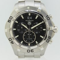 TAG Heuer Aquarecer Quartz Steel CAF101E