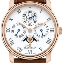 Blancpain Villeret Quantieme Perpetual 8 Days Automatic