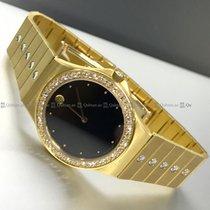 Zenith - Vintage Diamond Bezel Black Dial Y/G 70/600010605