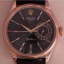 Rolex Cellini Everose Date