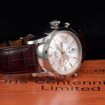 Oris Centennial Set 1904 Stahl GMT & ALARM •LIMITED EDITION•