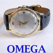 Omega Solid & Heavy 18k  Automatic Watch Ref 2584 c.1950...