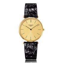 Longines La Grande Classique Gold Quartz Mens Watch L47092322