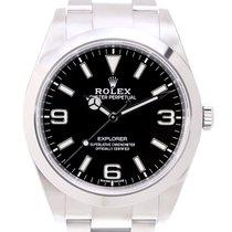 勞力士 (Rolex) Explorer Stainless Steel Black Automatic 214270