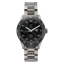 TAG Heuer Connected Modular 45mm Mens Smartwatch Ref SAR8A80.B...