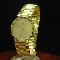 Piaget Dancer 18kt 750 Gold Gelbgold Herrenuhr Armbanduhr /...